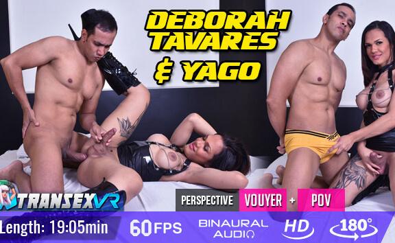Deborah Tavares & Yago
