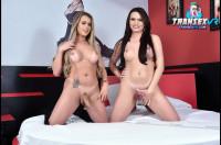 Leticia Rodrigues & Lara Machado VR porn