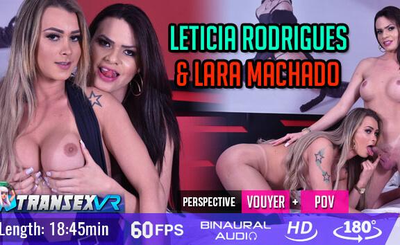 Leticia Rodrigues & Lara Machado
