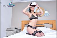Bruna Castro VR porn