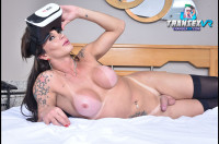 Naughty Bruna Gaucha VR porn