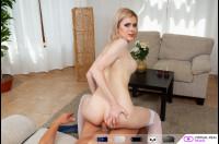 Birthday present VR porn