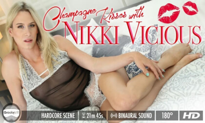 Nikki Vicious – Champagne Kisses